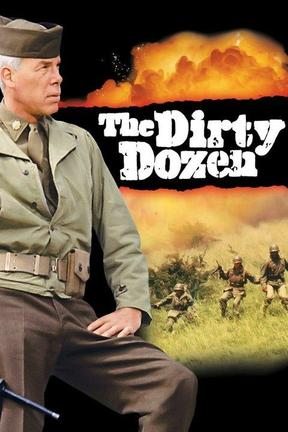 poster for The Dirty Dozen