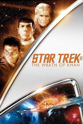 poster for Star Trek II: The Wrath of Khan