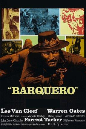 poster for Barquero