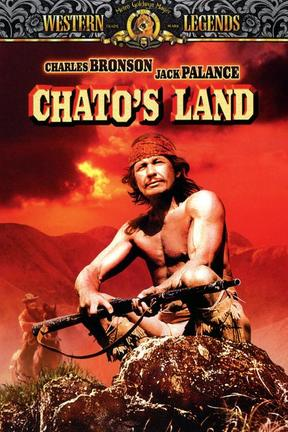 poster for Chato's Land