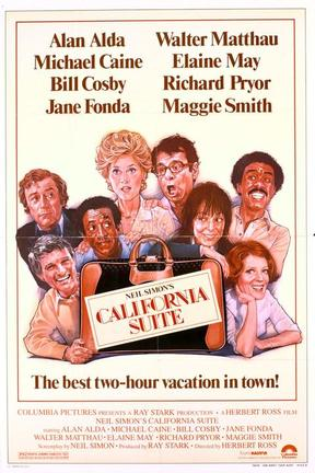 poster for California Suite