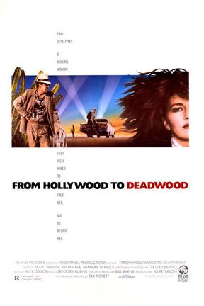poster for From Hollywood to Deadwood