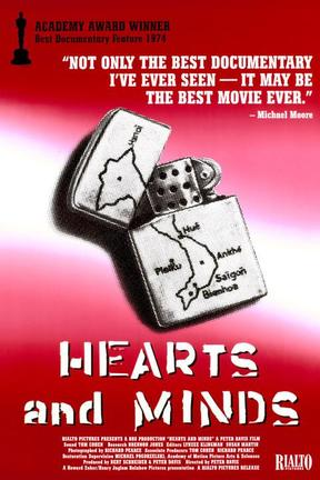poster for Hearts and Minds