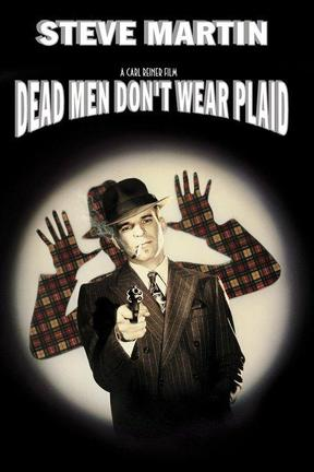 poster for Dead Men Don't Wear Plaid