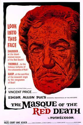 poster for The Masque of the Red Death