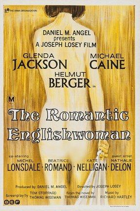 poster for The Romantic Englishwoman