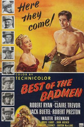 poster for Best of the Badmen
