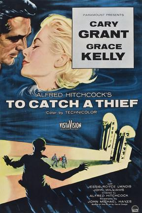 poster for To Catch a Thief
