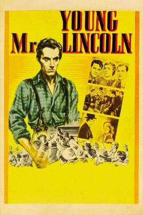 poster for Young Mr. Lincoln