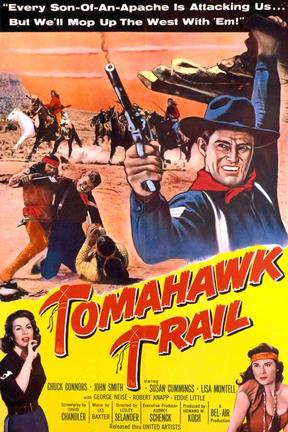 poster for Tomahawk Trail