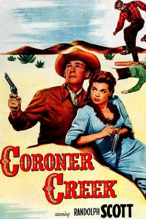 poster for Coroner Creek