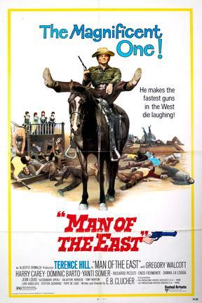 poster for Man of the East