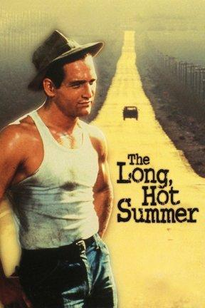 poster for The Long, Hot Summer
