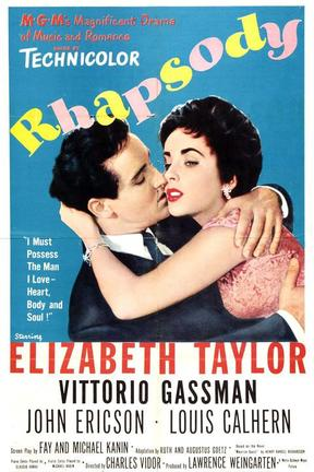 poster for Rhapsody