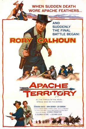 poster for Apache Territory
