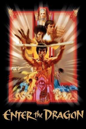 poster for Enter the Dragon