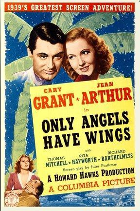 poster for Only Angels Have Wings