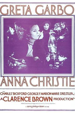 poster for Anna Christie