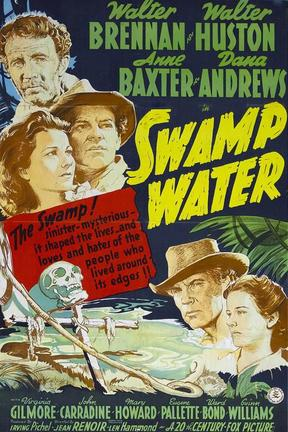 poster for Swamp Water