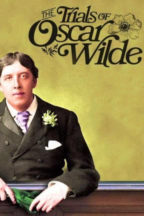poster for The Trials of Oscar Wilde