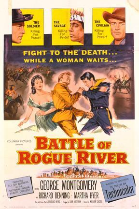 poster for Battle of Rogue River