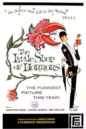 poster for The Little Shop of Horrors