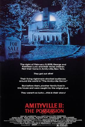 poster for Amityville II: The Possession