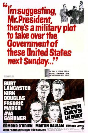 poster for Seven Days in May