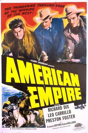 poster for American Empire