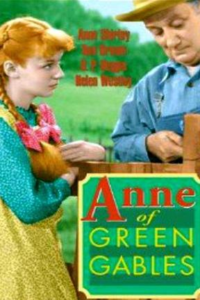 poster for Anne of Green Gables