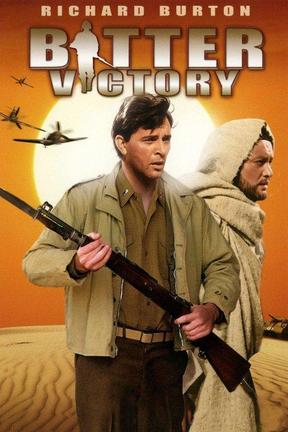 poster for Bitter Victory