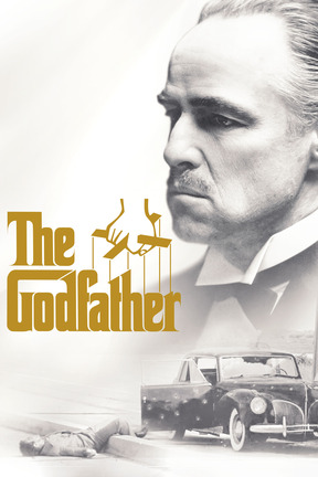 poster for The Godfather