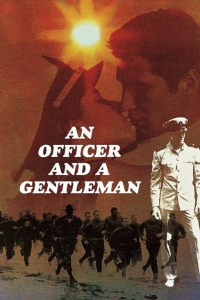 poster for An Officer and a Gentleman