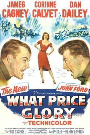 poster for What Price Glory?