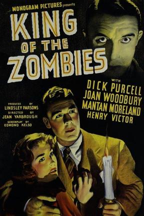 poster for King of the Zombies