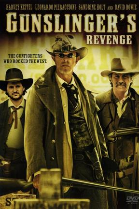 poster for Gunslinger's Revenge
