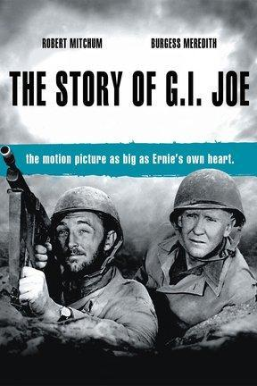 poster for The Story of G.I. Joe
