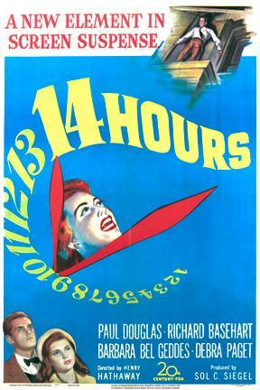 poster for Fourteen Hours