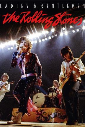 poster for Ladies and Gentlemen, the Rolling Stones