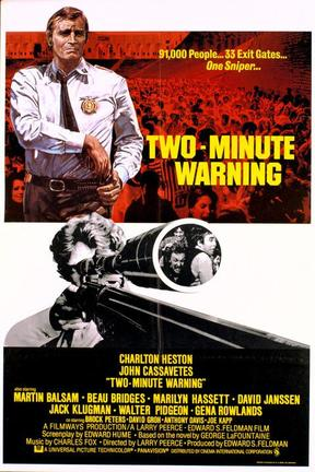 poster for Two Minute Warning
