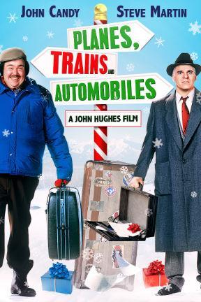 poster for Planes, Trains and Automobiles