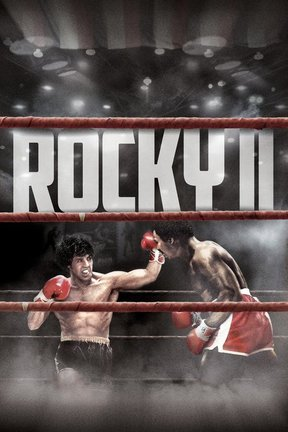 poster for Rocky II