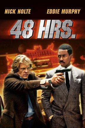 poster for 48 HRS.
