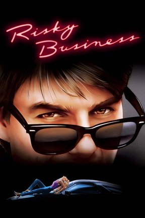 poster for Risky Business