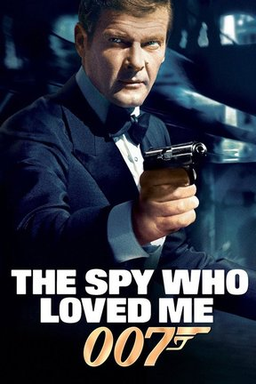 poster for The Spy Who Loved Me