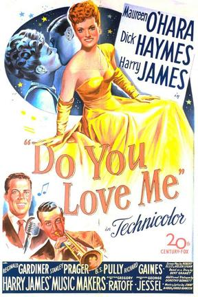poster for Do You Love Me?