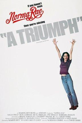 poster for Norma Rae