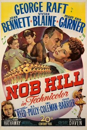 poster for Nob Hill