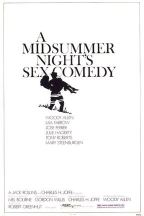 poster for A Midsummer Night's Sex Comedy