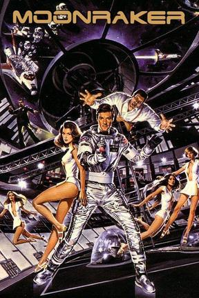 poster for Moonraker